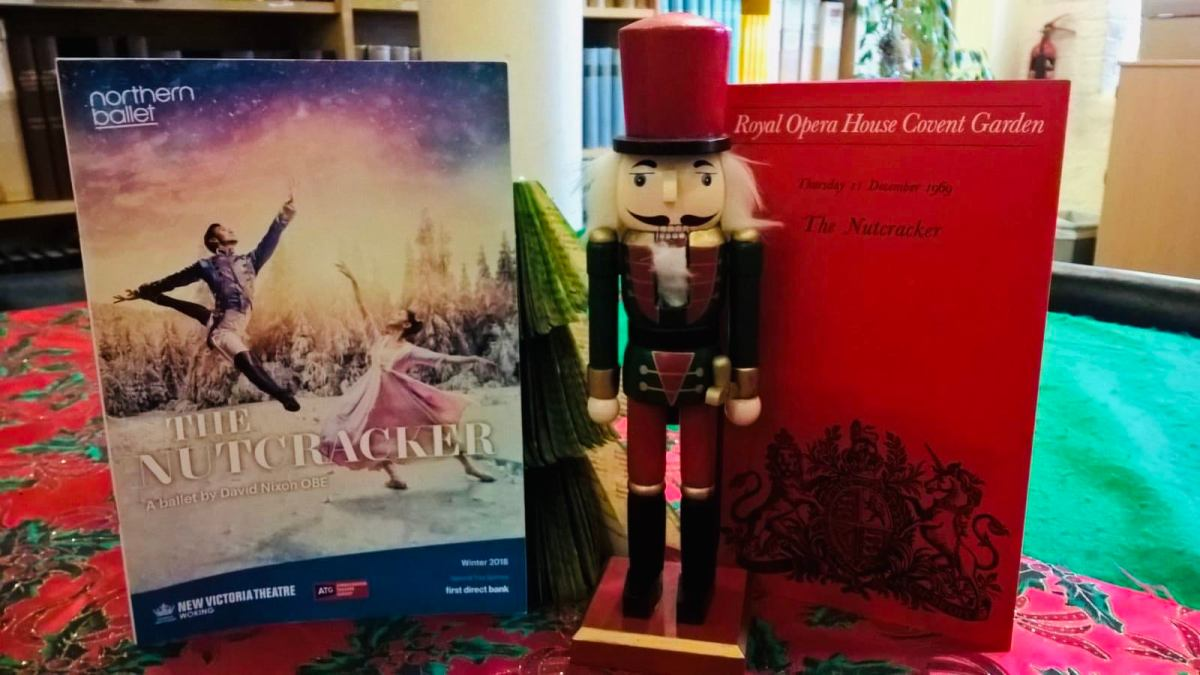The Nutcracker Now & Then