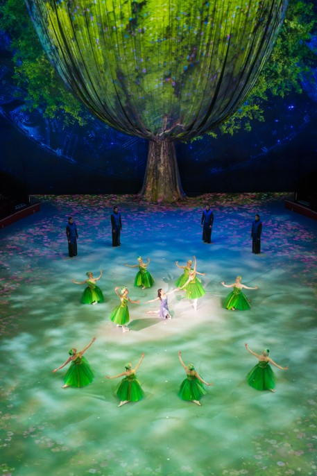 9.-English-National-Ballet-in-Christopher-Wheeldons-Cinderella-in-the-round-c-Ian-Gavan