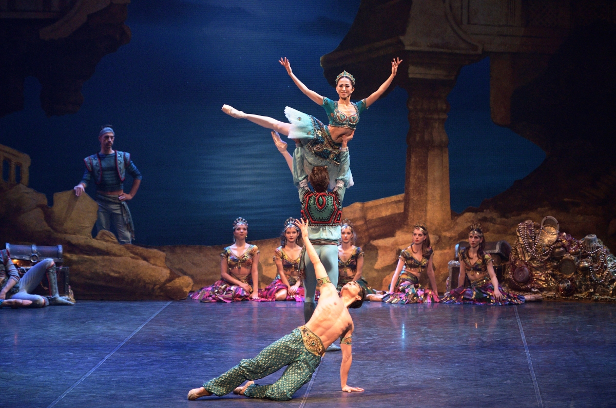 In Conversation: Le Corsaire  English National Ballet January 2020
