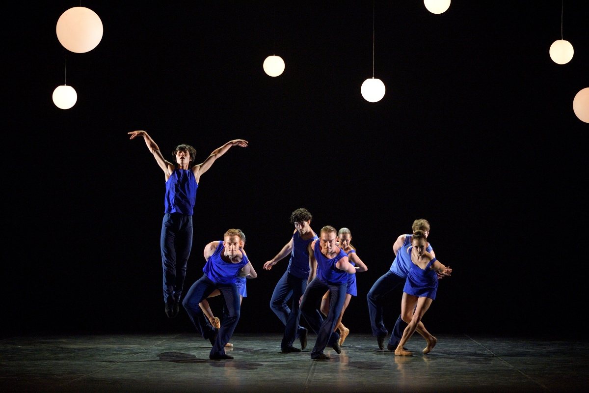 Watching with British Ballet Now & Then: ENB'sReunion
